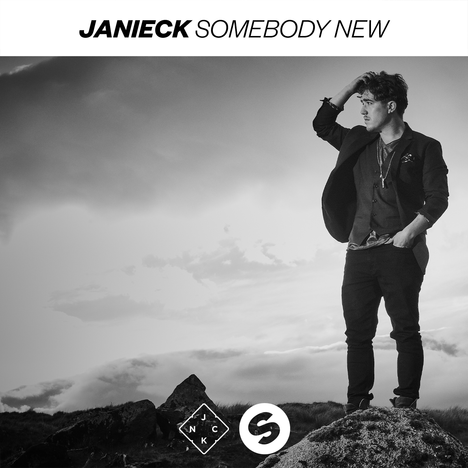 Janieck – Somenody New (Cover)