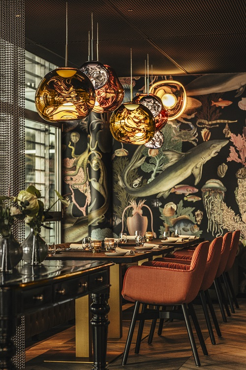 Restaurant Lucide im KKL Luzern