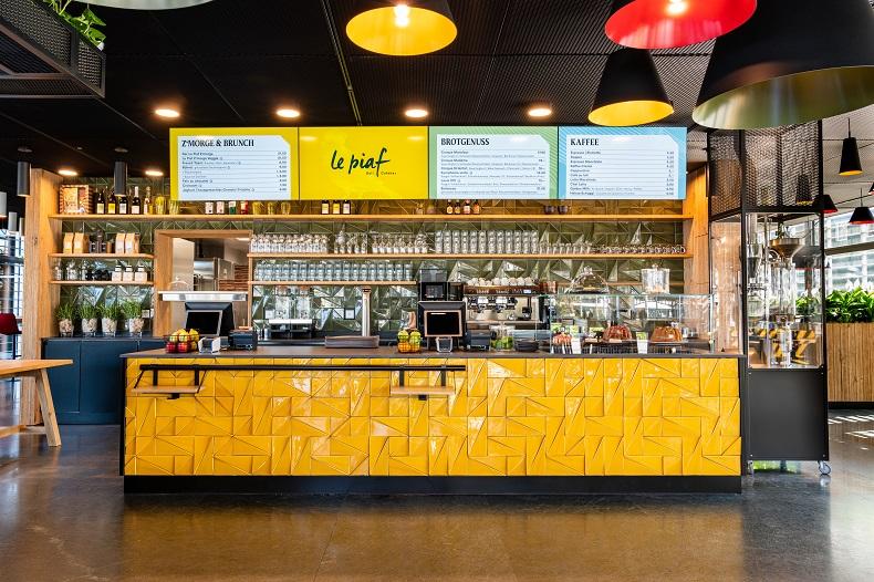 Cafébar Le Piaf im KKL Luzern